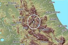Cinquew News: Terremoto in Lazio e Abruzzo 26 gennaio 2017, scos...