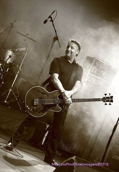 PETER HOOK (Joy Division, New Order) ... Transmission/Love Will Tear Us Apart