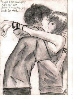Emo love.