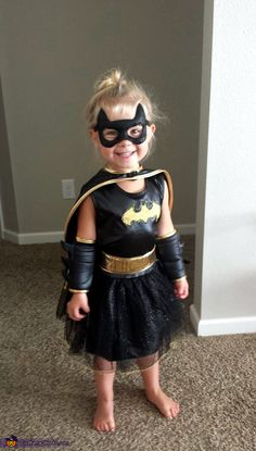 Bat Girl - 2015 Halloween Costume Contest via @costume_works