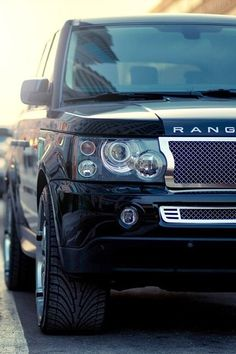 Range Rover 2013 If only it didn't use so much gas. I love them!