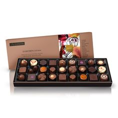 The Everything Selection from Hotel Chocolat #hotelchocolat #chocolate