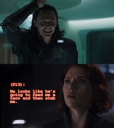 Texts From the Avengers: Photo