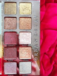 The Best Urban Decay Eyeshadow Palettes
