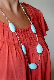 Design Fixation: Simple DIY Necklace
