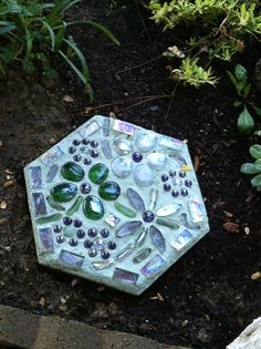 Stepping stone for my garden :)