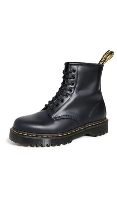 dr martens 1460 bex smooth leather platform boots in 2020