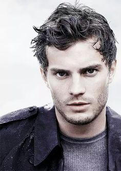 Jamie Dornan. CEO hottie Christian Grey