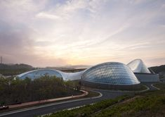 Gallery - Ecorium of the National Ecological Institute / Samoo Architects & Engineers + Grimshaw Architects - 4
