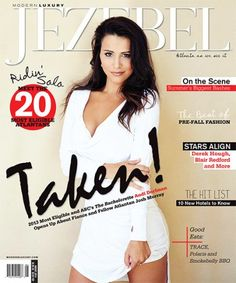 Season 10 Bachelorette Andi Dorfman couldn't say enough good things about fiance Josh Murray in Atlanta's Jezebel magazine -- see highlights Andi And Josh, Josh Murray, Blair Redford, Andi Dorfman, Summer Bash, Sexy White Dress, 27 Years Old, Celebs, Celebrities