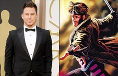 Channing Tatum Cast as X-Men's Gambit: Remy LeBeau Picture - Us Weekly