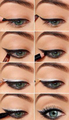 Winter Fairy Tale Eyeliner - Fashion Is My Petition Make up diy makeup tutorials for beginners - Makeup Diy Tutorials […] Blue Eye Makeup, Eye Makeup Tips, Diy Makeup, Makeup Trends, Beauty Makeup, Makeup Ideas, Makeup Hacks, Dress Makeup, Glam Makeup