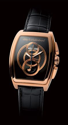 Dubey & Schaldenbrand the Grand Dôme DT Rose Gold
