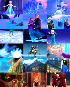 Disney's Frozen. Vibrant colors, beautiful snow detail and landscapes, more realistic portrayals of relationships and characters, surprise twist, lovely authentic Norwegian music. Overall, very good movie.