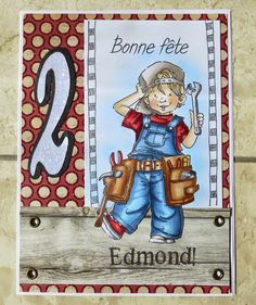 Bonne fête Edmond!