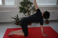 Cvičení Ludmila Mojžíšová - cviky Play Doh, Capri Pants, Workout, Health, Diet, Capri Trousers, Health Care, Work Out, Play Dough