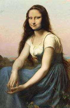 Mona Like to be a country peasant and adopt the romance of a field peasant girl!