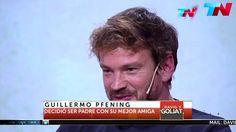 Guillermo Pfening en David y Goliat Entrevista completa   TN