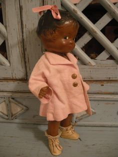 Vintage Arranbee Composition Doll