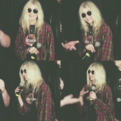 Taylor Momsen of The Pretty Reckless Follow me on Instagram for more photos @sweetthingsbr