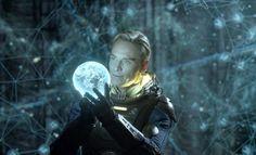 """""""Ich habe Ihre Träume gesehen"""" - David (Michael Fassbender), Prometheus"""