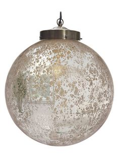 "W 18"" / D 18"" / H 24.5"" / 21.95 lb.  $349 - Broadway Pendant by Mercana at Gilt"