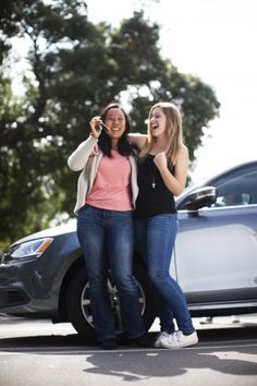 Tips for Teen Drivers - Your teenager has earned their driver's license, hooray! However, before you hand over the keys, be mindful that the first six months after getting a license are the most dangerous times for any driver and risk remains high during the first year. Check out these reminders to help educate your teens and ensure they are safe on the road.