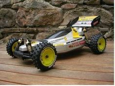 Kyosho Optima Mid Custom Special Remote Control Cars, Rc Cars, Scale Models, Old School, Outdoor Power Equipment, Garage, Retro, Toys, Vintage