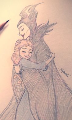 I loved this movie Disney Drawings Sketches, Disney Princess Drawings, Cartoon Drawings, Cute Drawings, Arte Disney, Disney Fan Art, Disney Style, Disney Love, Disney Maleficent