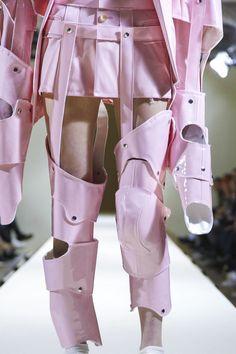 Comme des Garcons Ready To Wear Fall Winter 2016 Paris