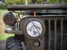 Auction house Sotheby´s is offering a one-of-a-kind chance to own this extremely early, rare, and historically significant 1951 Willys M38 Jeep. Willys developed the M38 to supply the US military for the Korean War, since then it has inspired both an