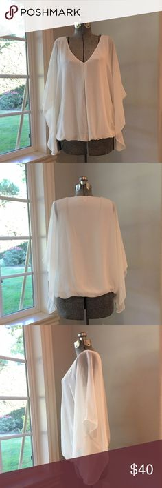 Max studio blouse Brand new without tag polyester blouse Max Studio Tops Blouses