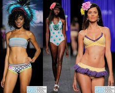 Top Swimwear Trends 2016 at Gran Canaria Moda Calida: Big Spots