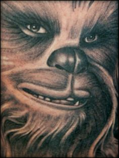 Star Wars Tattoo from Ink Masters