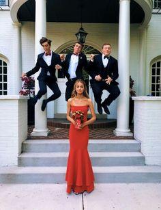 cf90363e4934 two tiered draped trumpet red Spaghetti straps long bridesmaid dress School  Formal Dresses