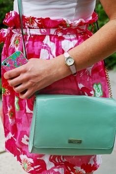 One can never have too much Lilly Pulitzer.