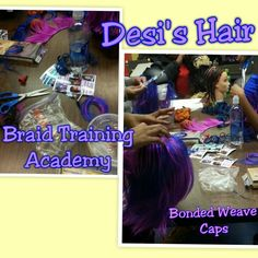 Desi's Hair Learn to Wrap with Desi Workshop