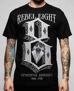 REBEL8 2012 Spring T-Shirts