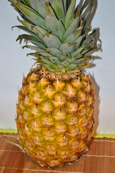 How to tell when a pineapple is ripe and why you need to wait until it is ripe.