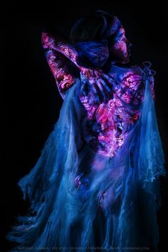 Photography by Ben Von Wong and UV painting by Michael Rosner.