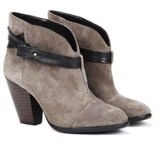 Sole Society Skylar ankle bootie found on Polyvore