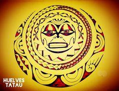 Polynesian tattoo design by Huelves Tatau Madrid.Spain #polynesian #tattoo #tatuaje #tatouage   #polinesio #art #arte #spain #madrid #huelvestatau #huelves #tatau #ink #tahiti #islas #marquesas #islands #samoa #maori #hawai #marquesantattoosdesigns