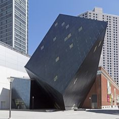 Daniel Libeskind Architecture Photos | Architectural Digest