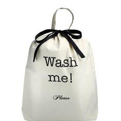 Wash me Organizing bag #Home #laundry #Laundry-bag