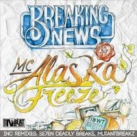 """Breaking News ft Alaska MC - Freeze EP +remixes [17 Dec on IBWTmusic] by BREAKING NEWS on SoundCloud…ALSO FOUND ON """"BeatPort"""":http://www.beatport.com/release/freeze/1217481"""