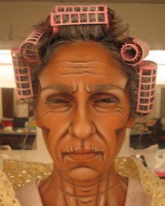 Maquillaje Teatral - Javiera Valle Toro