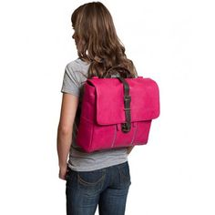Chapel Convertible Backpack l Hot Pink Kelly Moore Kelly Moore Bag, Convertible Backpack, Female Photographers, Everything Pink, Hot Pink, Cute Bags, Camera Accessories, Sling Backpack, Backpacks