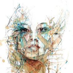 Artwork by Carne Griffiths