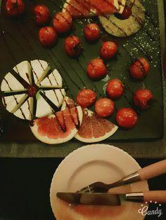 카프레제 요리