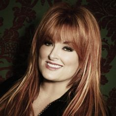 Wynonna Judd ... my favourite country artist! On my bucket list to see her in concert.
